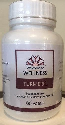Turmeric - 60 Vcaps