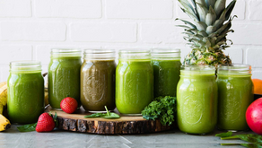 The Main Health Benefits of Juicing: a Healthier You!