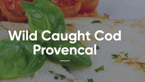 Wild Caught Cod Provencal
