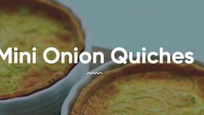 Gluten-Free Onion Quiche