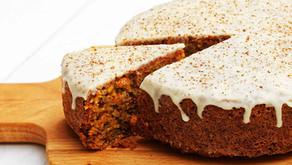 Sugar Free/Gluten Free Carrot Cake