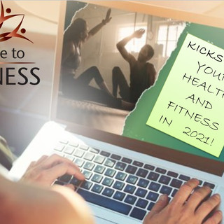 Kickstart your Health and Fitness in 2021!