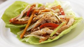 Buffalo Chicken Wrap – Healthy Wrap Recipe