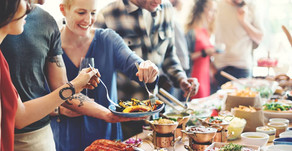 10 Strategies for Healthy Holiday Eating