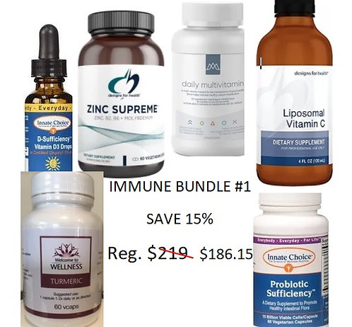 Immune Booster Bundle Save 15%