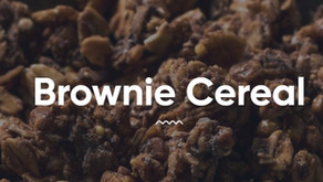 Brownie Cereal