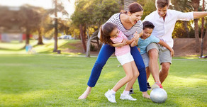 Support Your Family's Health With These Seven Healthy Family Activities