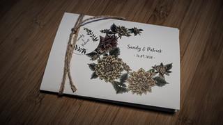 Hochzeitseinladungs-Design