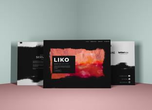 Website LIKO Mua