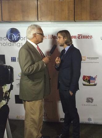 Washington Times Interview