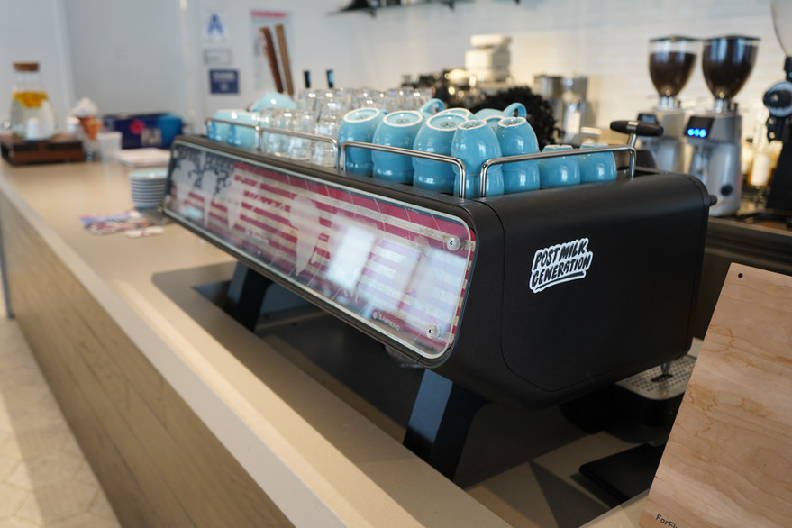 The Coolest Coffee Shop In the World