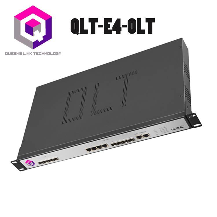QLT-EPON 4PORT OLT