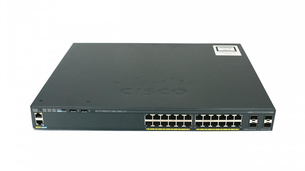 CISCO WS-C2960X-24PS-L