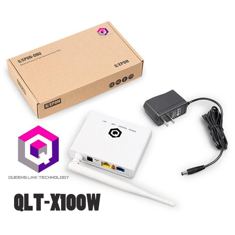 QLT-X100W G/EPON ROUTER