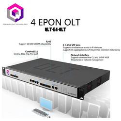 QLT-4 PORT EPON OLT