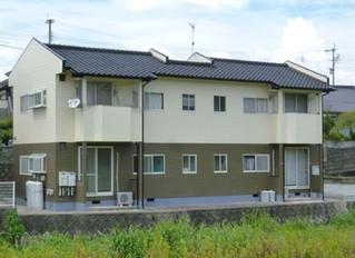 【スカイハイツ101】10月末空予定! クーラー付、ゆめマート1100メートル! 駐車場1台込み!