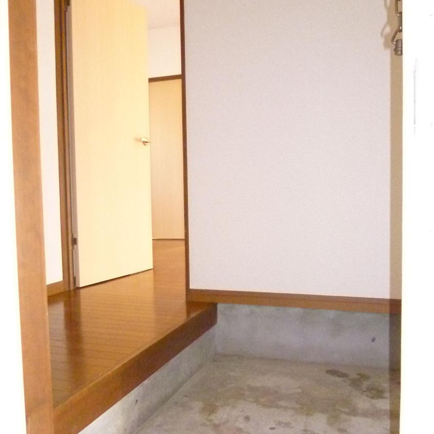 スターリC102-玄関