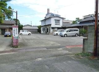 【新花見坂月極駐車場】温泉プラザまで徒歩1分!!  上広町公民館隣!