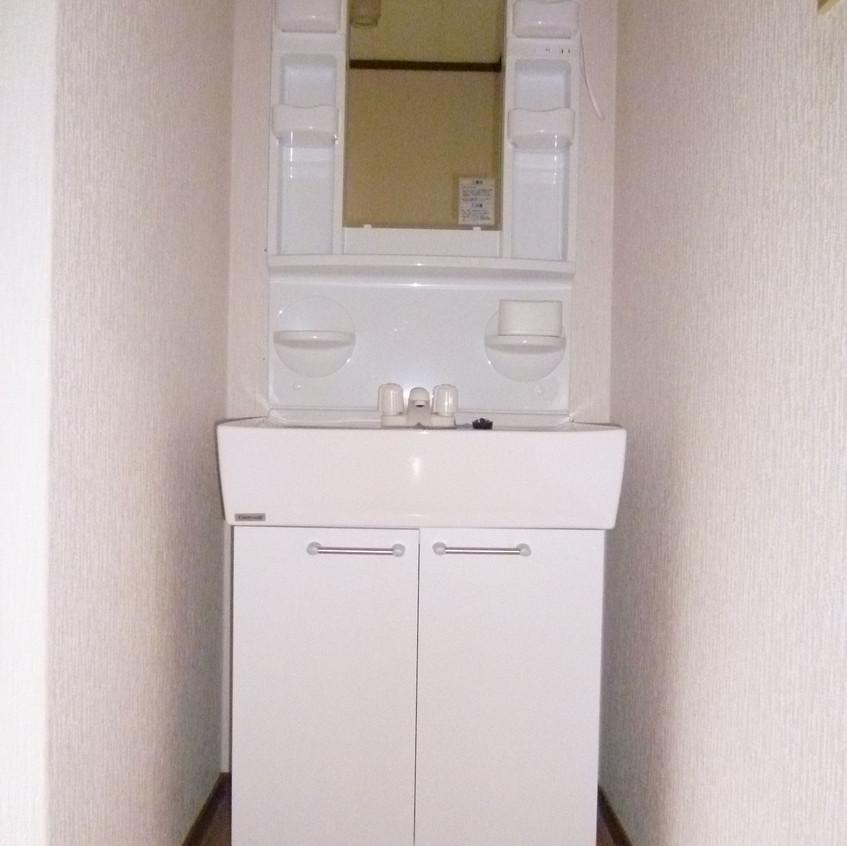 スカイハイツ101-洗面台