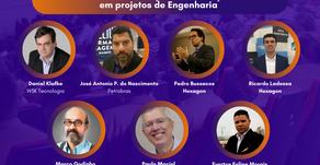 Painel Governança da Informação em Projetos de Engenharia
