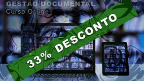 Introdução ao GED com 33% de Desconto