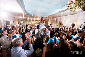 Sandler Mitzvah doing Hora .JPG