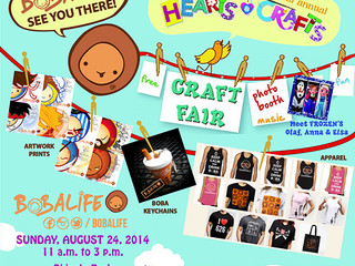 2nd ANNUAL HEARTS & CRAFTS FAIR : Hosted by Girl Scout Troop 8841
