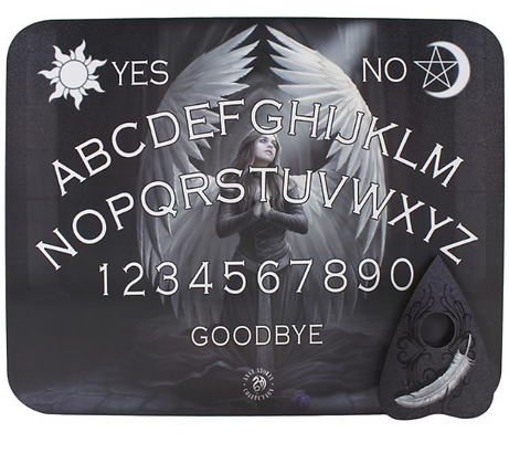 Anne Stokes Prayer For The Fallen Ouija Board