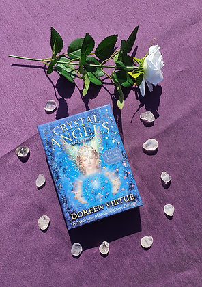Doreen Virtue Crystal Angels Oracle Cards