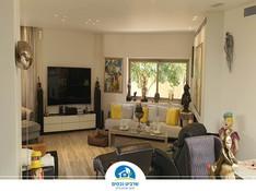 בית פרטי 6 חדרים במיקום הכי שקט באבן יהודה
