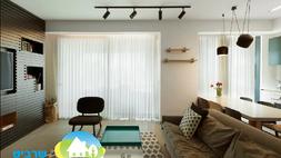 דירת 5 חדרים מעוצבת בפרויקט יוקרתי!