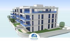 דירת גן 5 חדרים חדשה