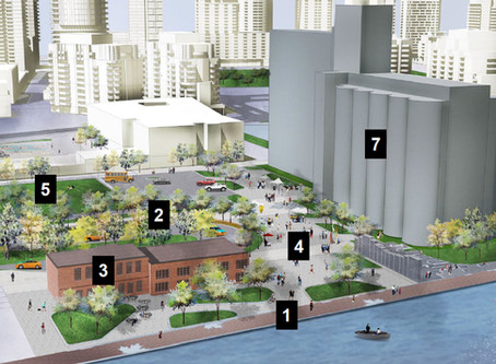 BQNP (Bathurst Quay Neighbourhood Plan) progress report