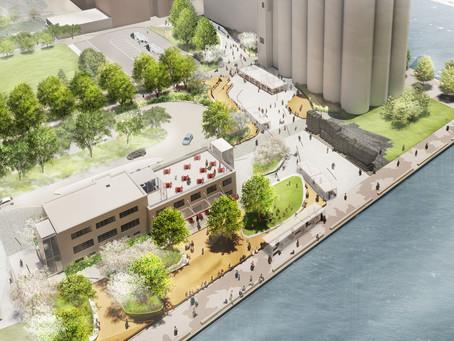 Bathurst Quay Neighbourhood Plan (BQNP) recording of the June 16 meeting.