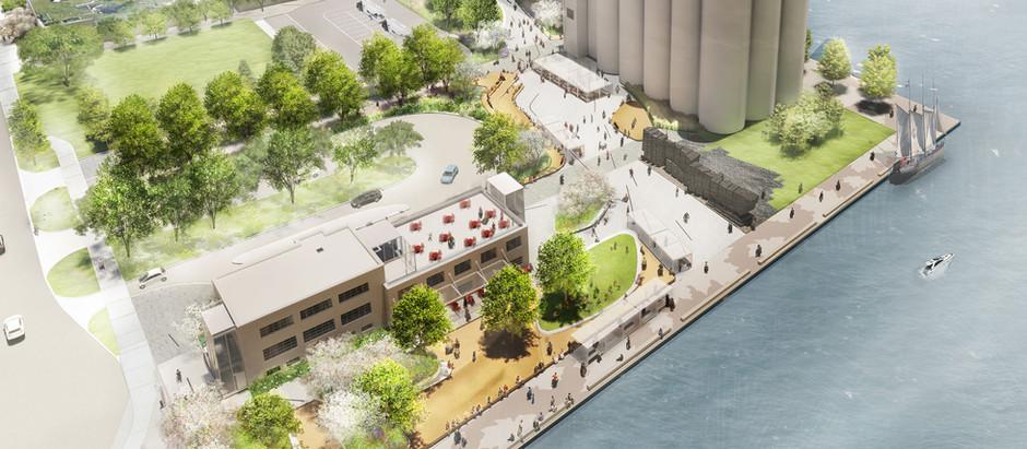 Bathurst Quay Neighbourhood Plan (BQNP) virtual meeting.