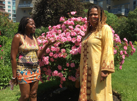 Our Neighbourhood is Blooming – thanks to these wonderful women