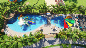 Beach Kids: Thermas da Mata lança nova atração com dois meses de antecedência.