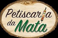 Petiscaria da Mata - logo madeira cor.pn