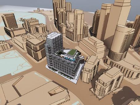 545 Lakeshore Blvd revised development proposal - updated October 2021