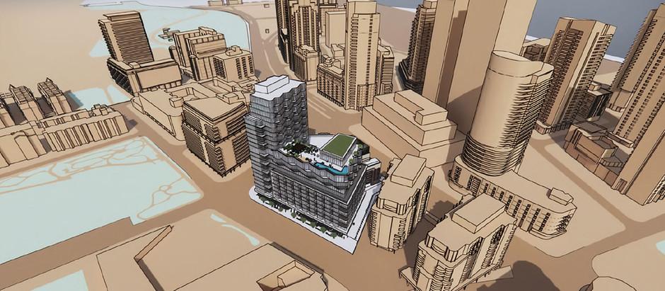 545 Lakeshore Blvd revised development proposal