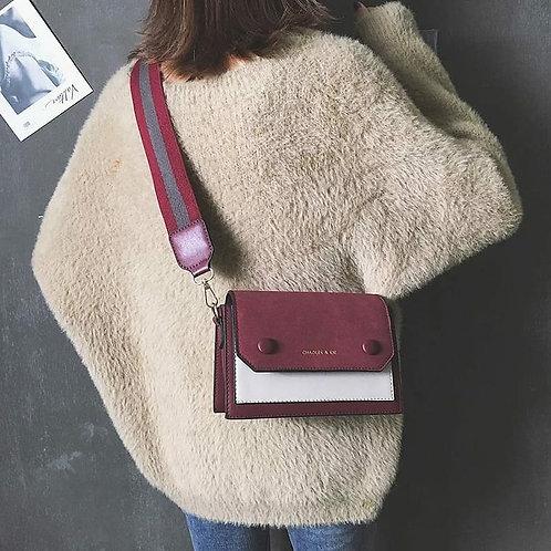 Crossbody strap bag
