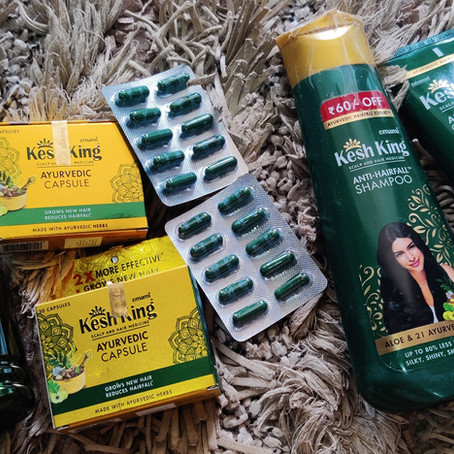 Emami Kesh King- scalp and hair medicine