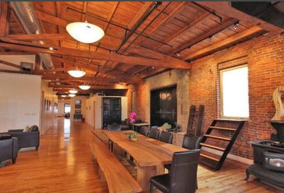 Check Out our Amazing Live/ Work Space!