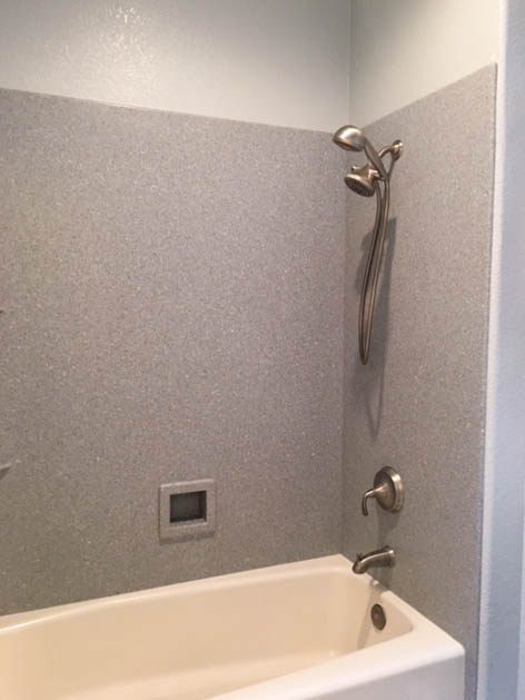 Corian Bathroom Shower