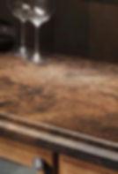 Laminate edge option Barcelona for kitchen and bathroom countertops