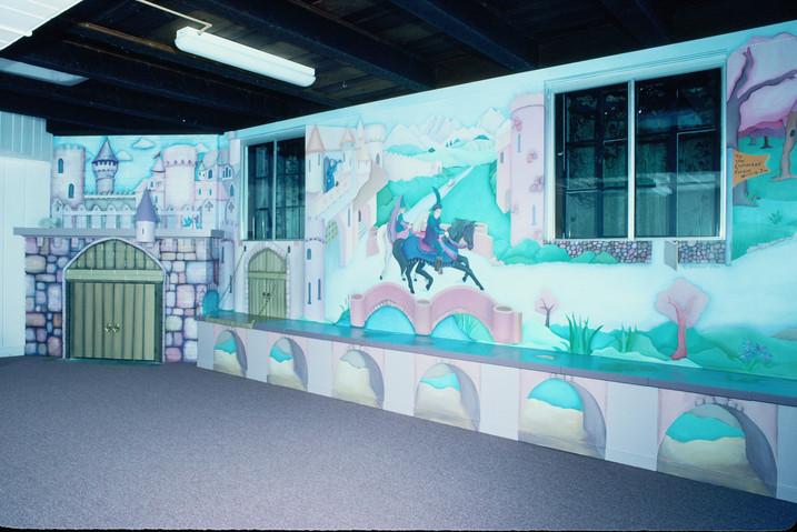 Steger Playroom, Wilmette IL
