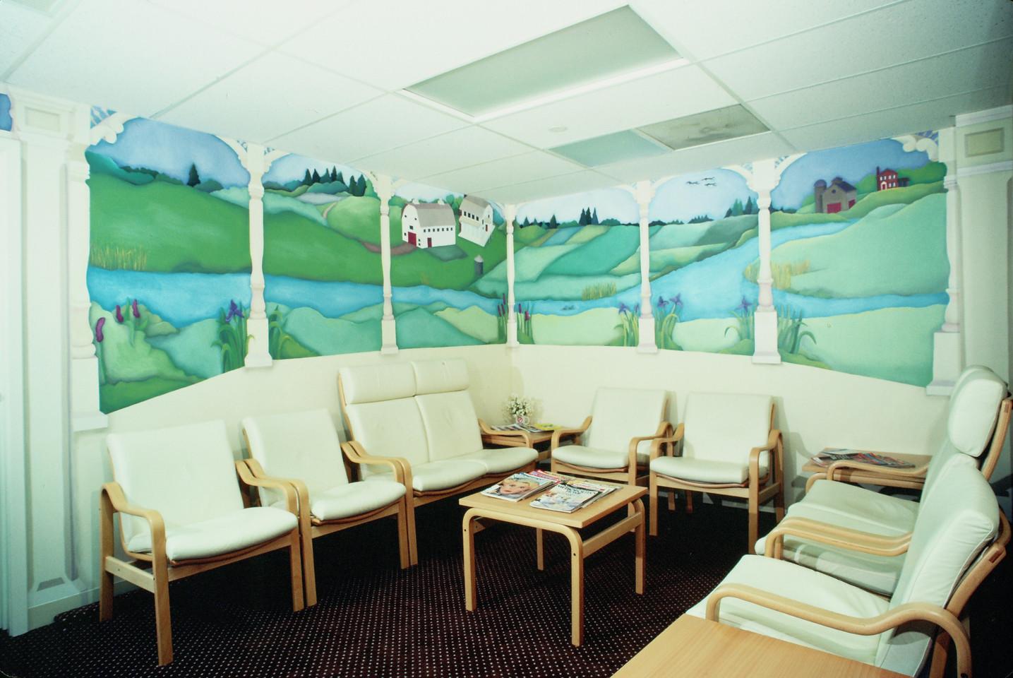 Hawthorne Place Surgery Center, Libertyville IL, 8' x 40