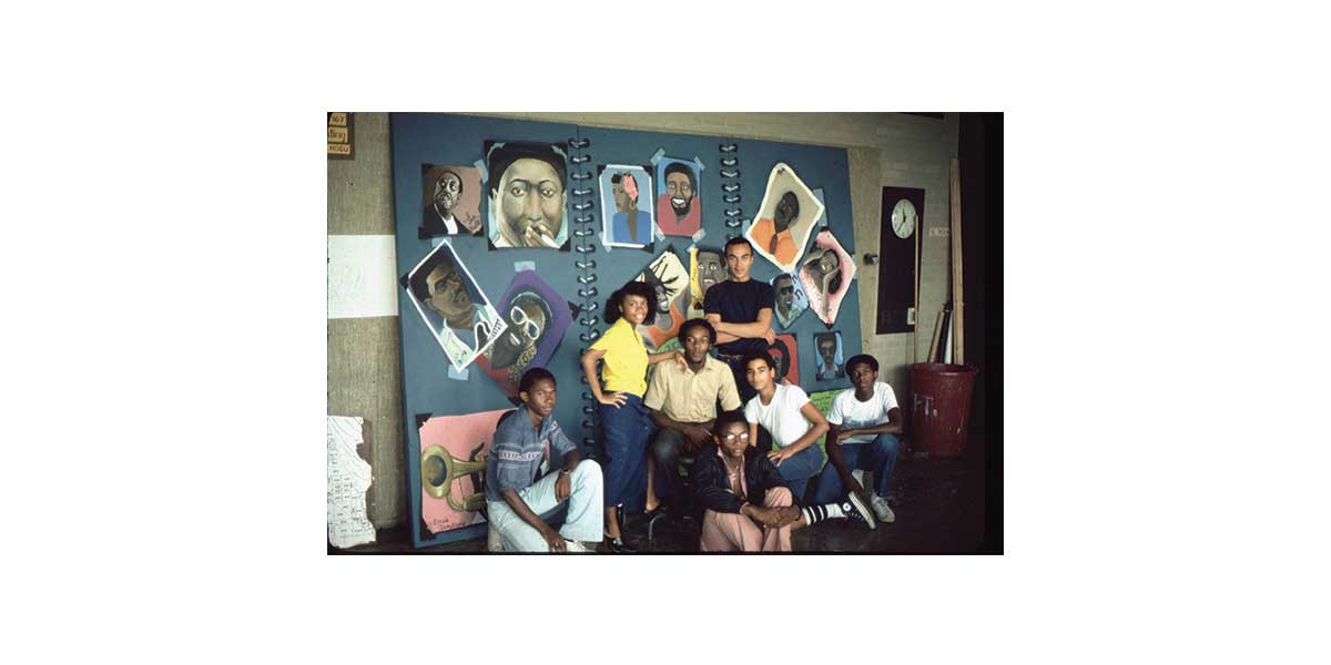 Jazz Fusion participants