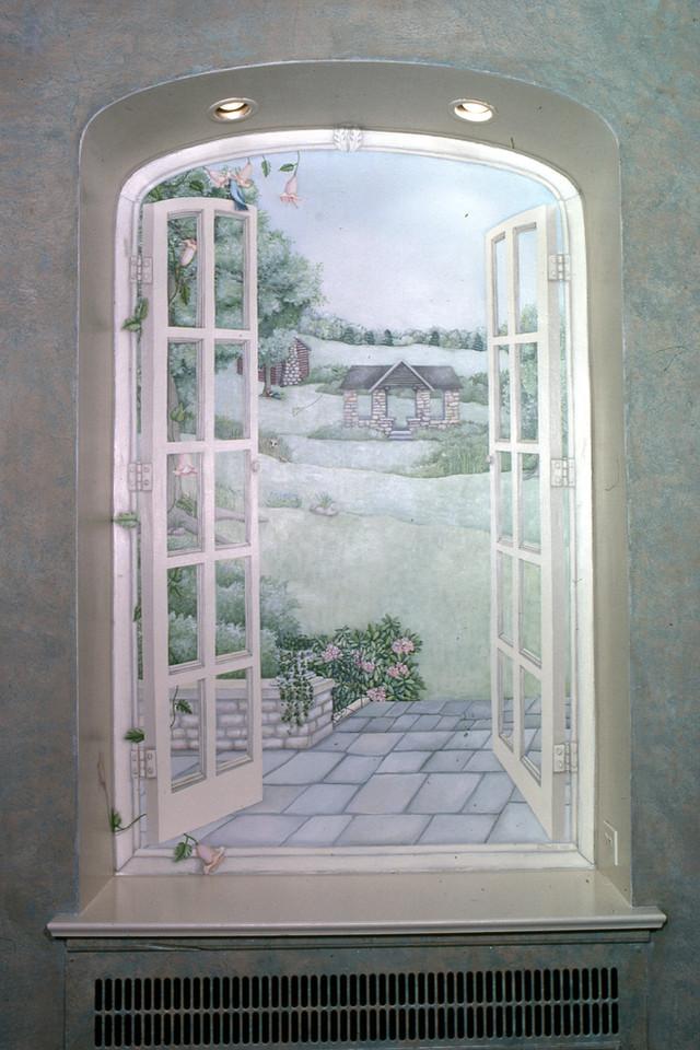 detail, private home, Evanston IL