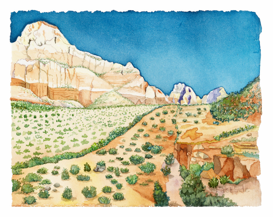 East Side (Capitol Reef NP) 2020